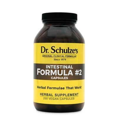 Intestinal Formula #2, @2x