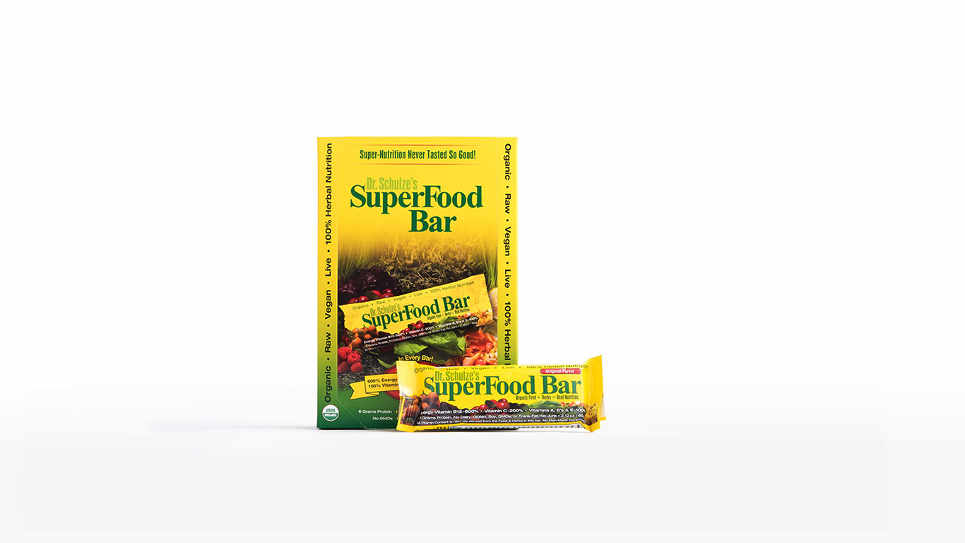 SuperFood Bar-Original (12-pk)