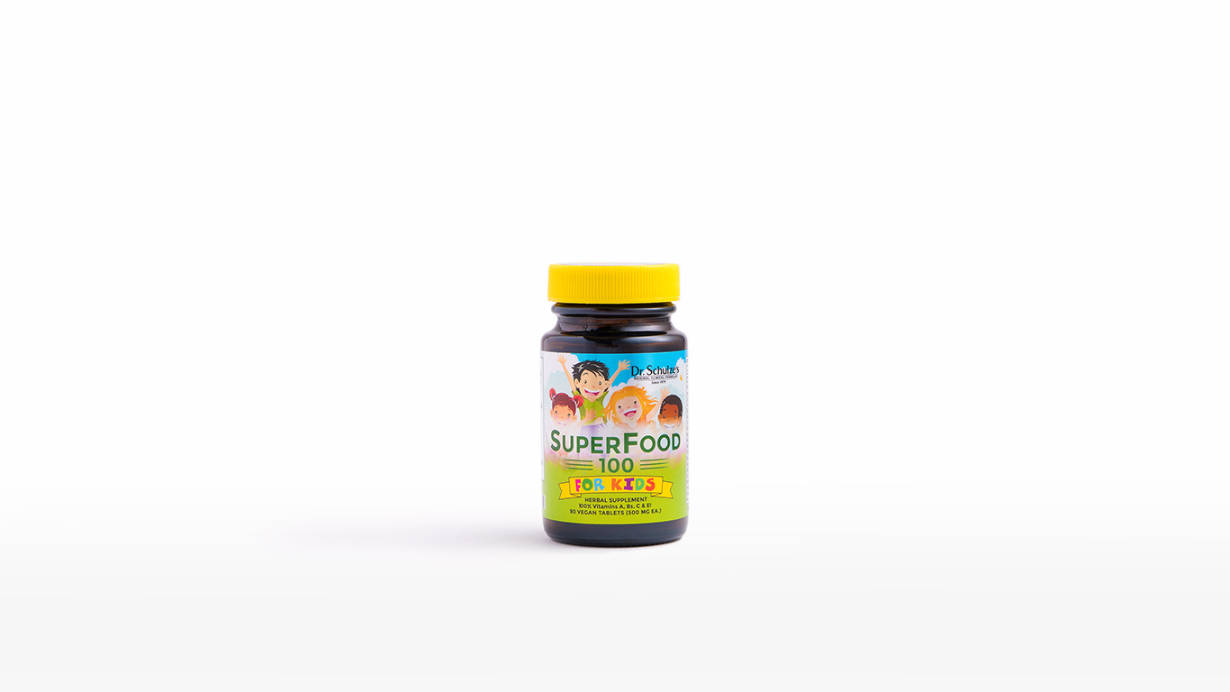 SuperFood-100 for KIDS
