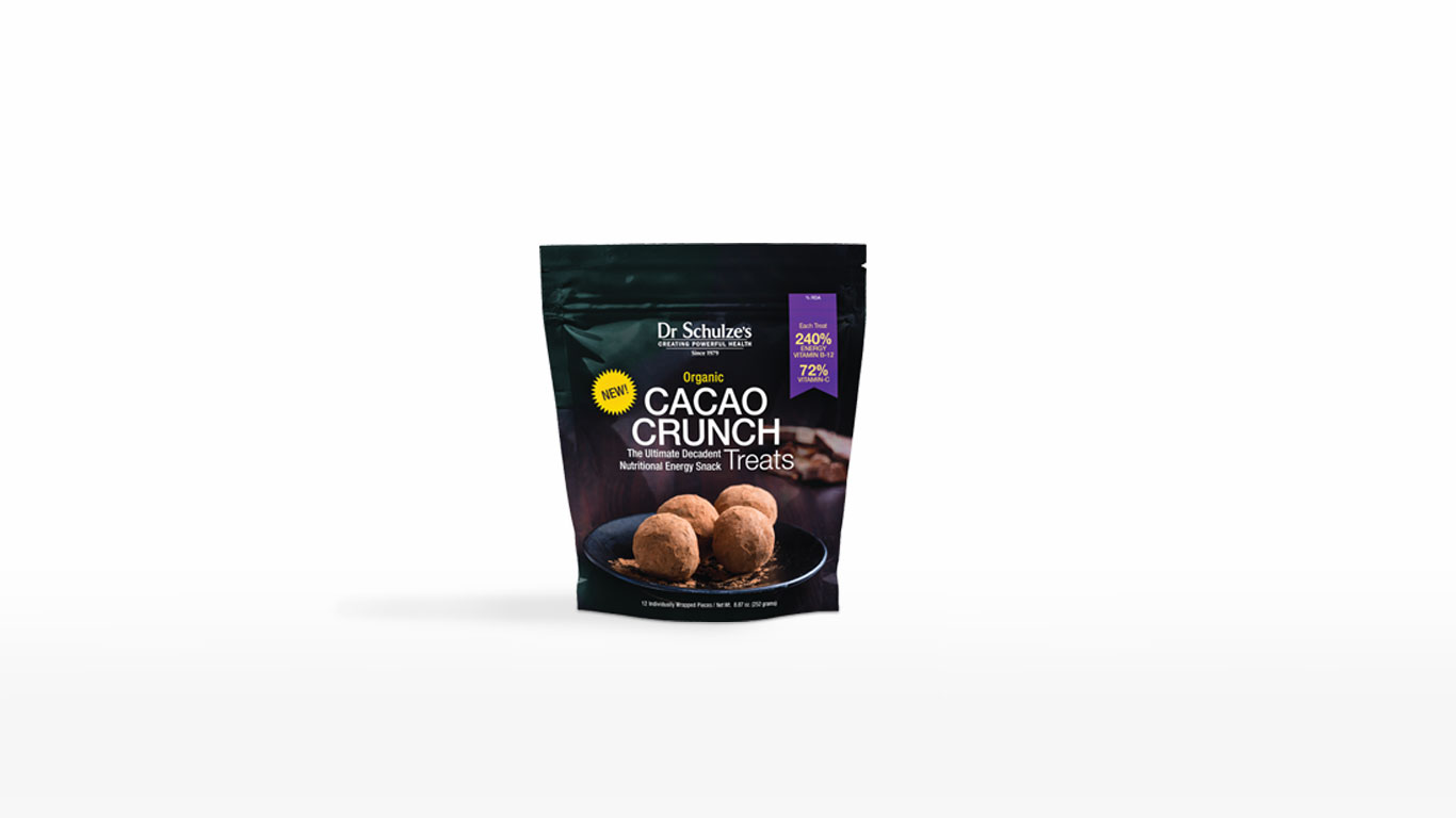 Cacao Crunch Treats-ICCT