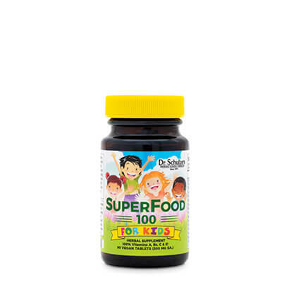 SuperFood 100, @2x