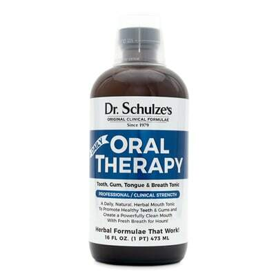 Daily Oral Therapy, @2x