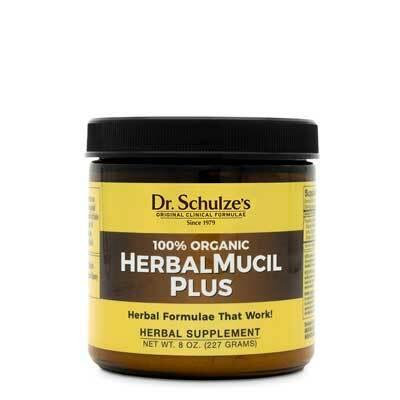 HerbalMucil Plus, @2x