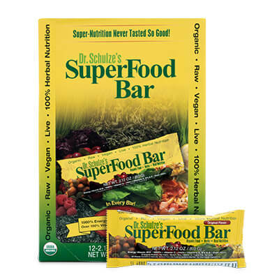 SuperFood Bars, @2x