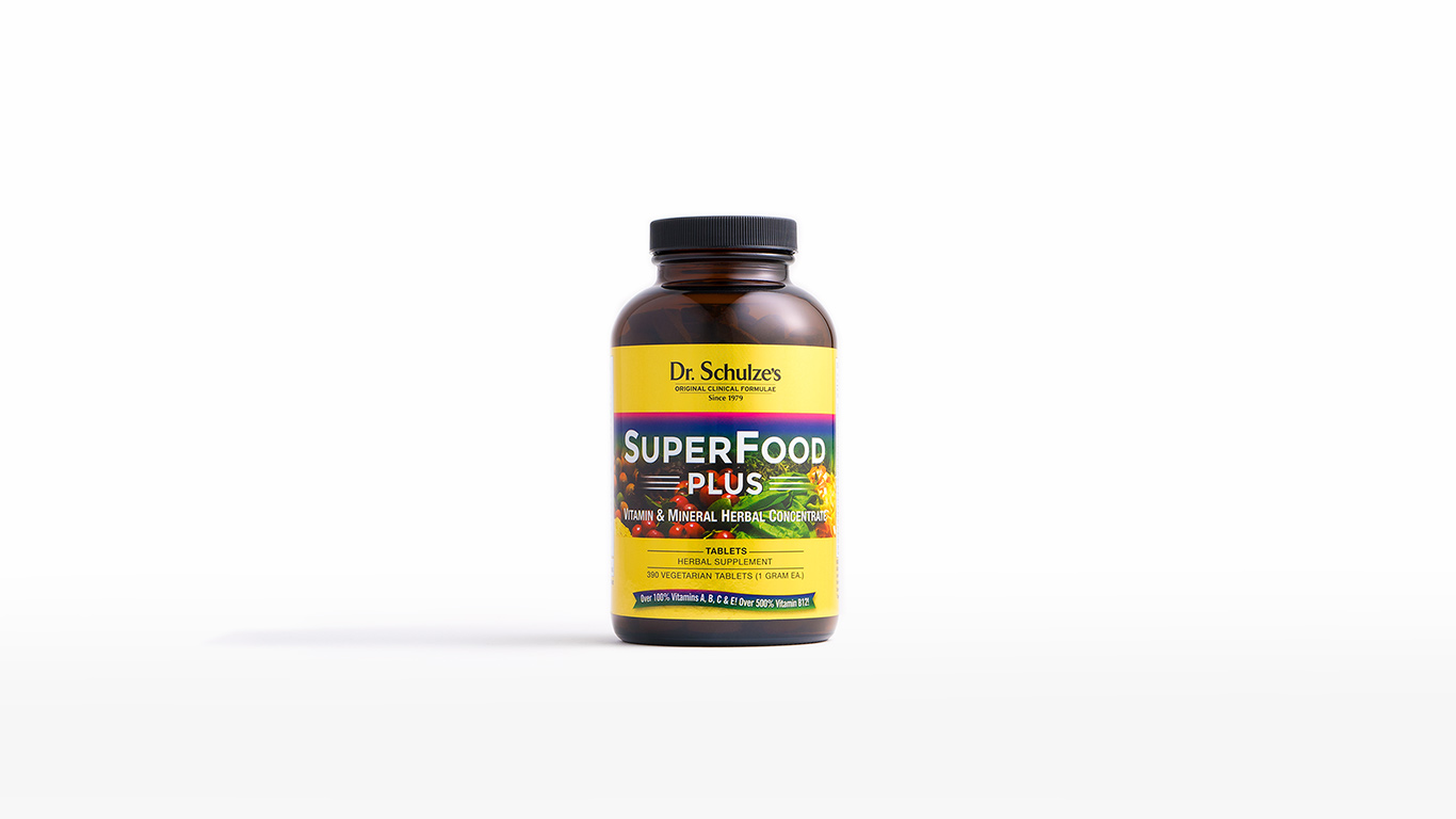 SuperFood Plus Tablets