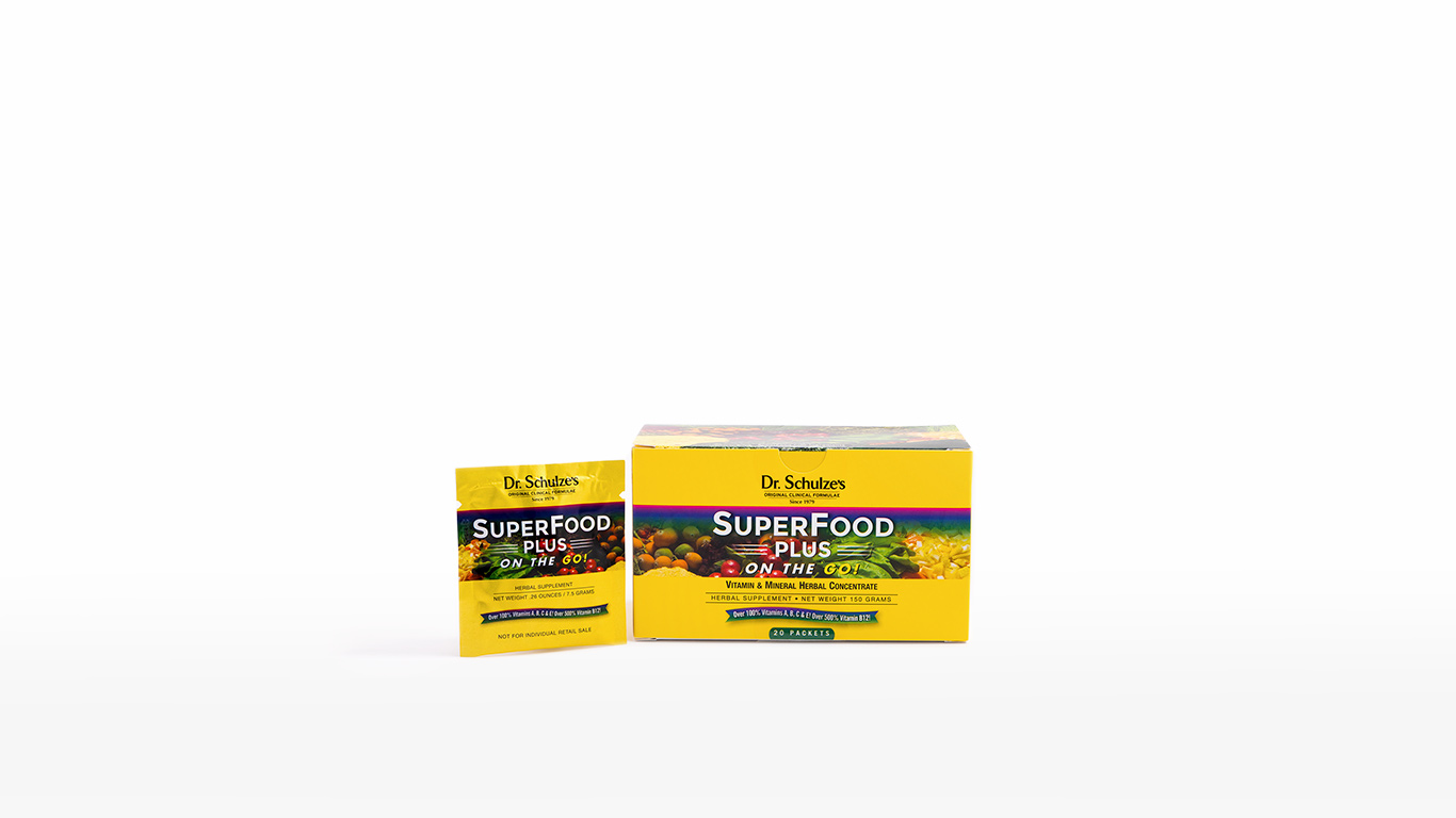 SuperFood Plus (On The Go)