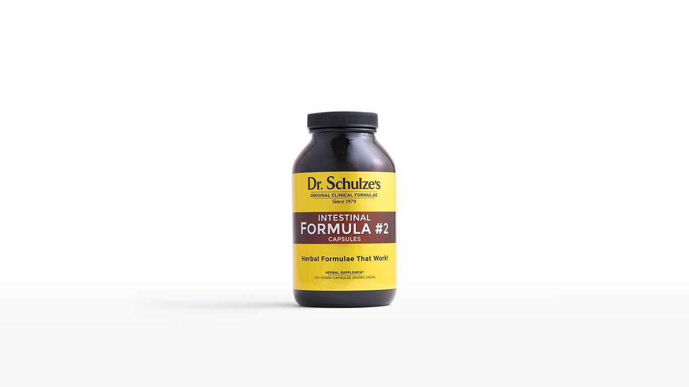 Intestinal Formula #2  capsules