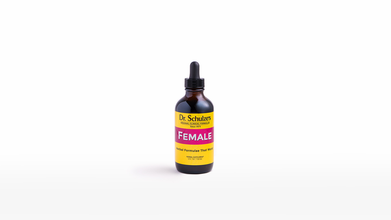 Female Formula  4-oz