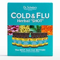 "Cold and Flu Herbal ""10 SHOT"" (15-oz)"