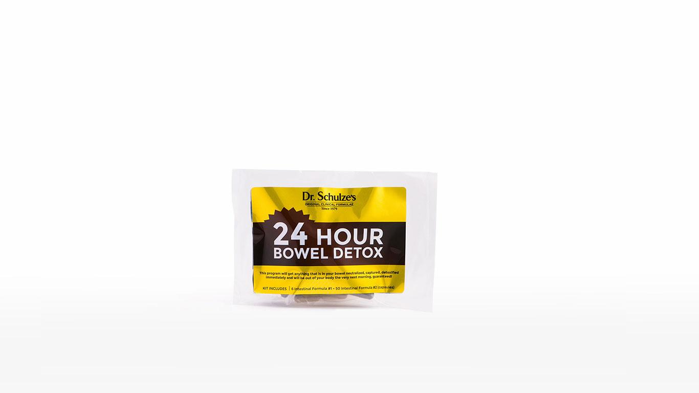 24-Hour BOWEL Detox