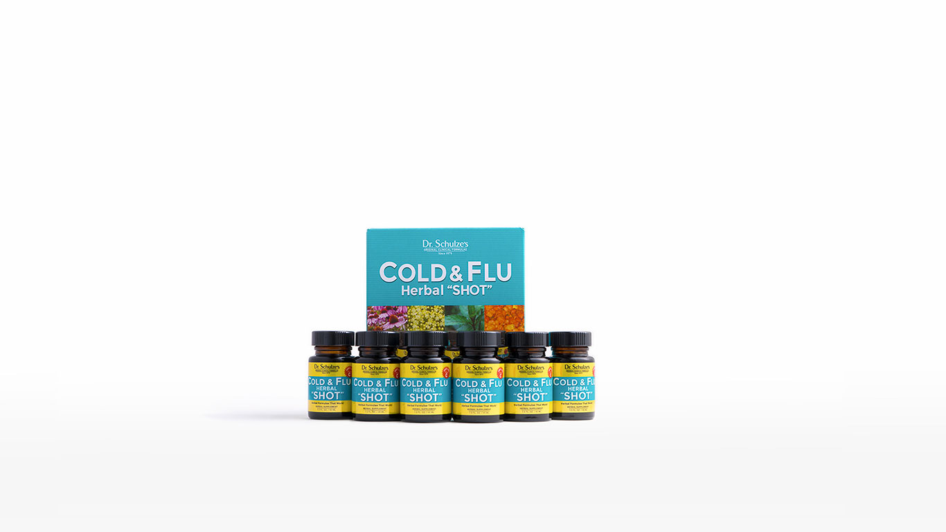 Cold and Flu Herbal 