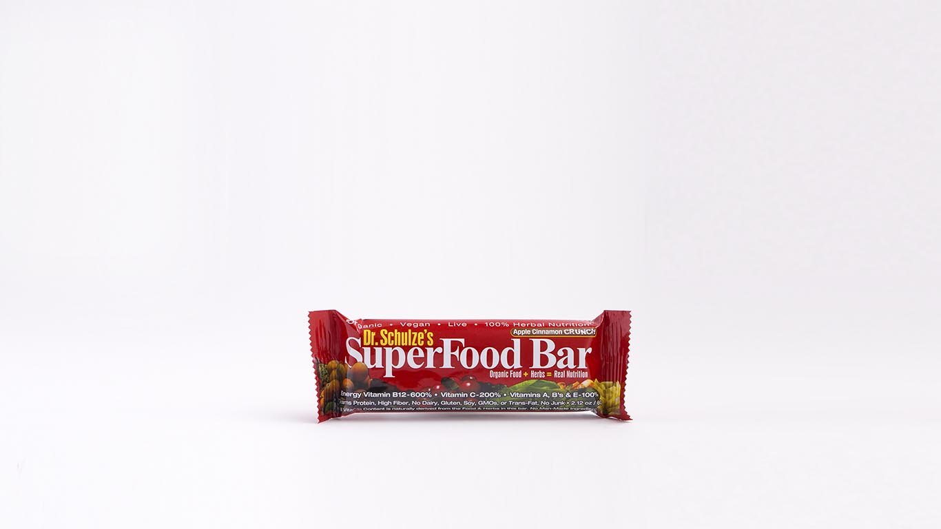 SuperFood Crunch Bars-ISFBCR