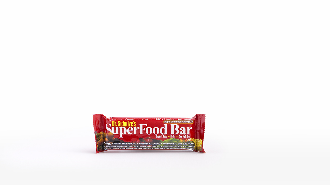 SuperFood Crunch Bar, Single