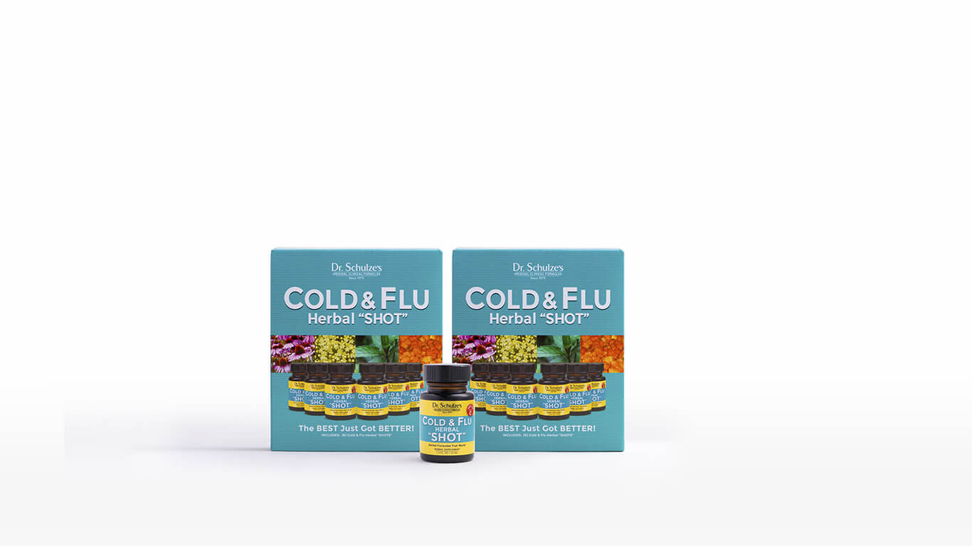 "Cold & Flu Herbal ""SHOT"", Buy 2, Save 15%, 6-pk"