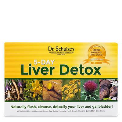 5-Day LIVER Detox Kit, @2x