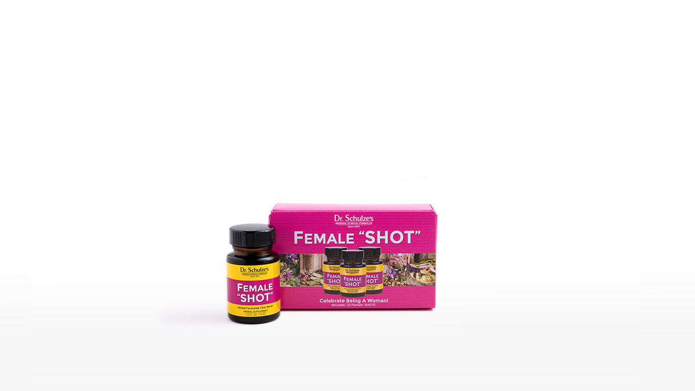 "Female ""SHOT"" (3-pk)"